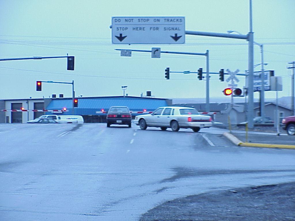 Moore Lane Crossing